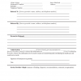 referral forms templates employee referral form format d