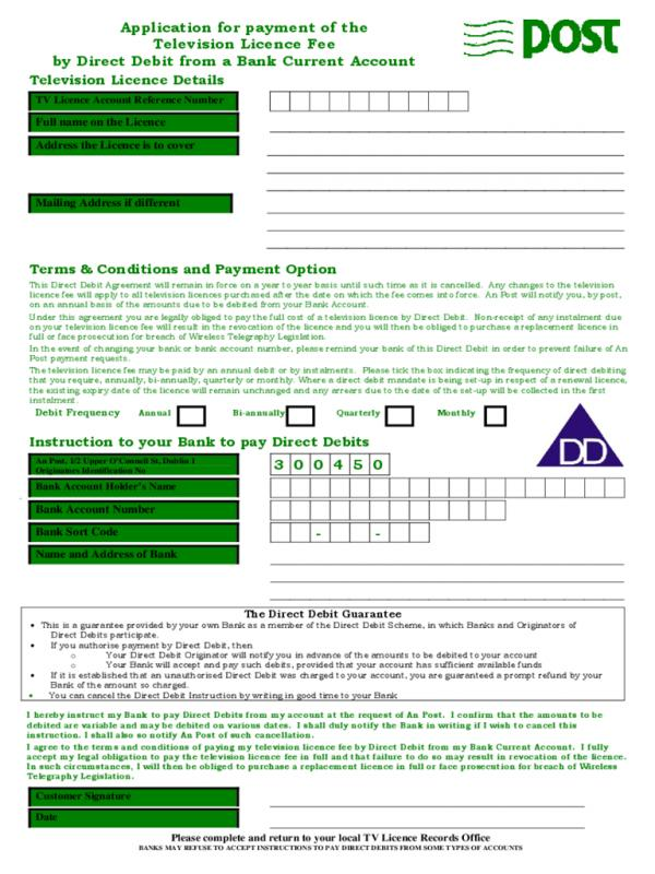 registration form template word