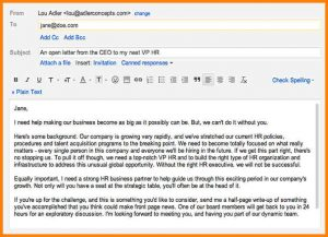 rent receipt forms how to respond to a recruiter email sample ceo hr email