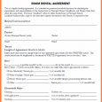 rental agreement letter rental agreement between landlord and tenant aaccedbcab