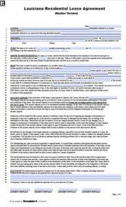 rental house application louisiana asscociation of realtors residential lease agreement x