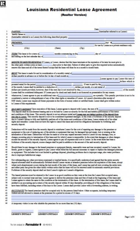 rental house application
