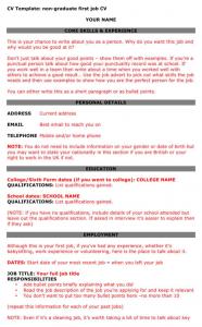 rental receipt template non grad first job cv template