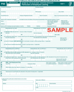 rental receipt template p form download