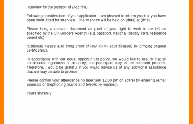 reply to interview invitation email sample reply to invitation letter