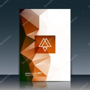 report cover template depositphotos stock illustration abstract cover annual report cover