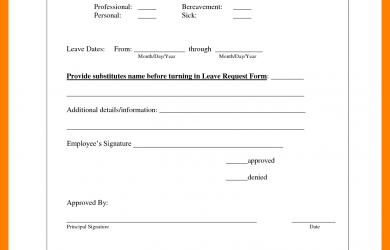 request for proposal example leave form template staff leave form template