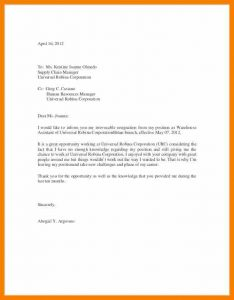 request for proposal example resignation letter restaurant sample of resignation letter cb