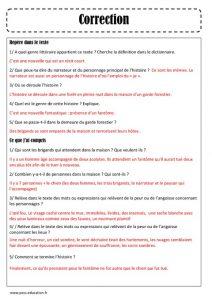 research paper samples img la peur nouvelle maupassant – arts du langage – xixe siècle – cm – cm – histoire des arts – cycle page