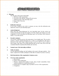 research report formats business report format business report writing format pdf
