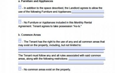 residential lease application pennsylvania month to month lease x