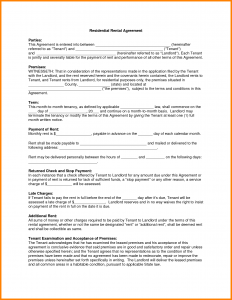 residential rental agreement downloadable residential lease agreement