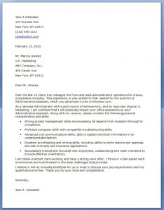 resignation letters examples administrative assistant cover letter xaqfbxdg