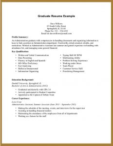 resume college student experience resume template liquhf