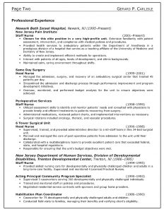 resume example for college student best rn resume
