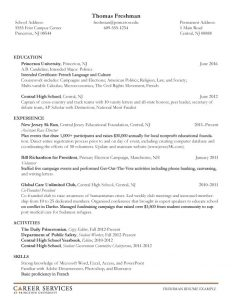 resume examples for students freshman college student resume sample jobresumegdn freshman college student resume