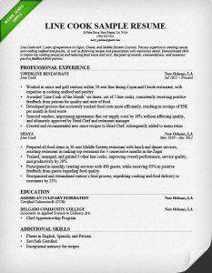 resume for bank teller line cook resume sample x