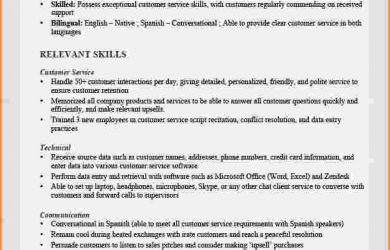 resume for college application functional resume customer service customer service call center fuctional resume sample