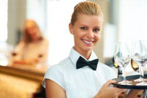 resume for waitress waitress