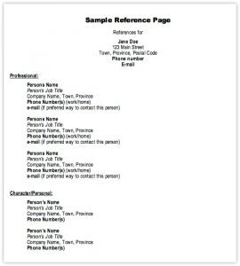resume format for college students how to write references in resume sample resume reference template for resume
