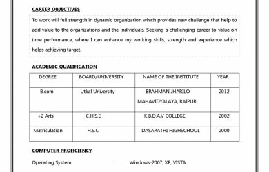 resume high school student format to writing a cv cv format latest cv format in pakistan within how to write a resume