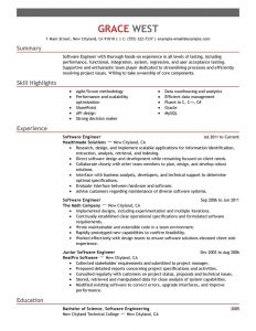 resume outline free best resume examples for your job search livecareer with best resume ever
