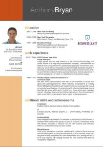 resume samples for college student best resume format which one to choose in effective resume formats