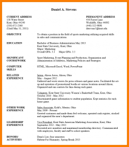 resume templates for students undergraduate student resume sample sample undergraduate resume student cv appeal examples students