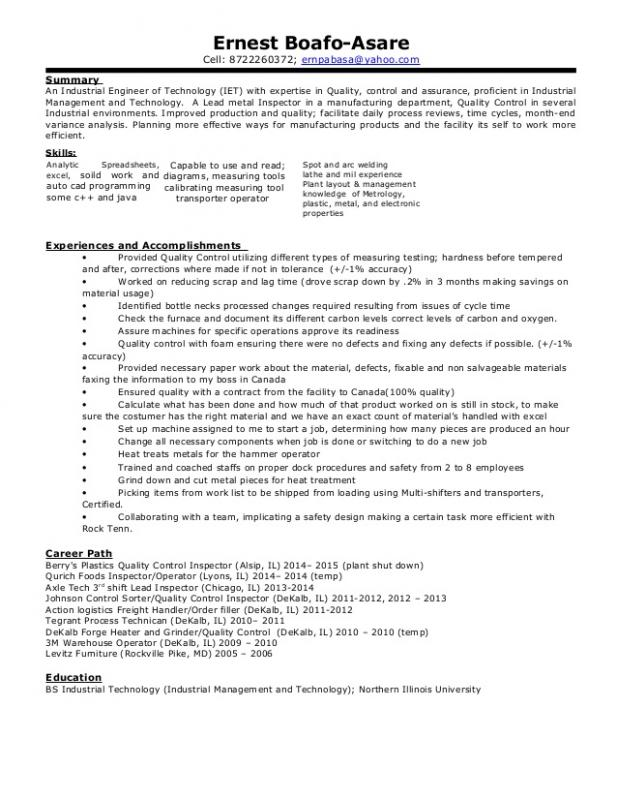 resumes format download