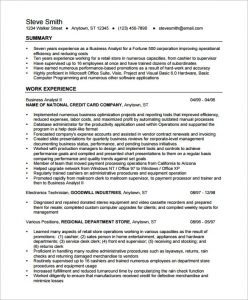 retail store manager resumes business analyst resume template free samples examples crm business analyst resume crm business analyst resume