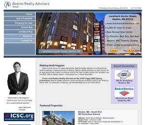 retail web site a retail lrg