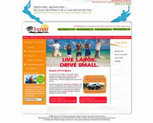 retail web site image retail automotive website design agency automotive x