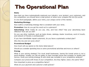 retailing business plan business plan for an established business