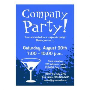 retirement party invitation template corporate party invitations company invites