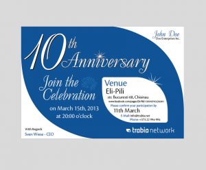 retirement party invite template general invitation great business invitation e card template design with blue and white color theme and black and nice fonts