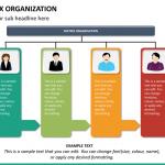 risk management plan template matrix organization mc slide