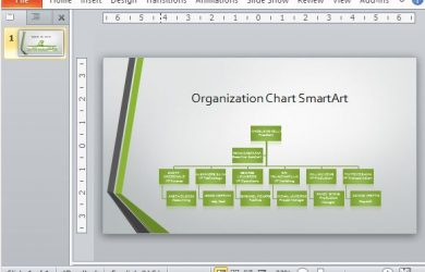 roles and responsibilities template organizational chart for school and work