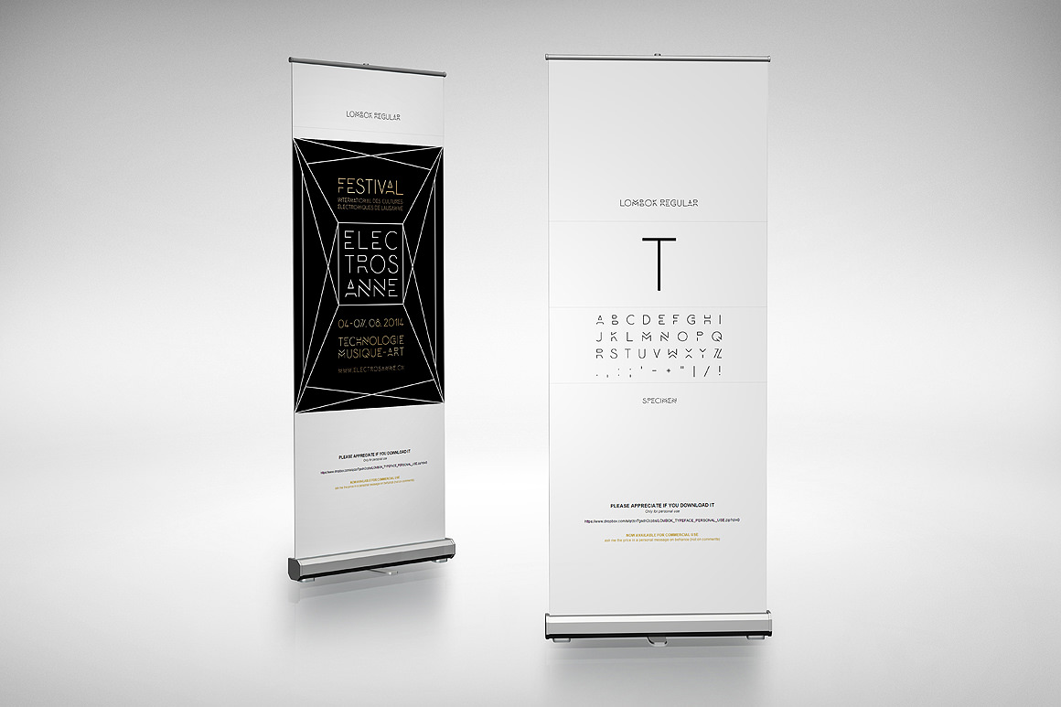 roll up banner design