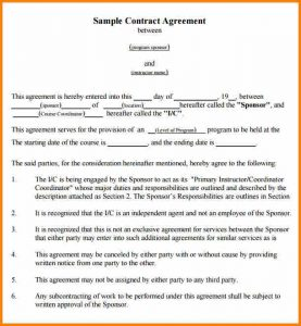 roofing contract template contract parties contract agreement between two parties sample sample agreement contract between two parties contract agreement between two parties