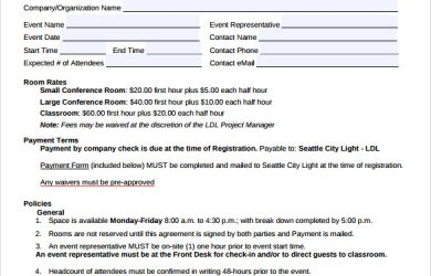 room rental agreement doc room rental agreement to download