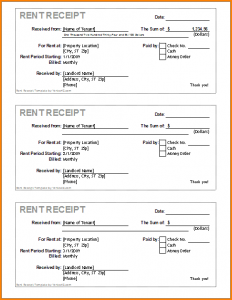 room rental lease agreement rent receipt format rent receipt template