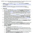 roommate agreement form pa residential lease