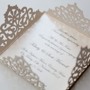 rustic wedding invitation templates diamondgatefoldlasercutinvitations