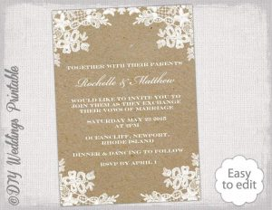 rustic wedding invites templates rustic wedding invitation templates photoshop