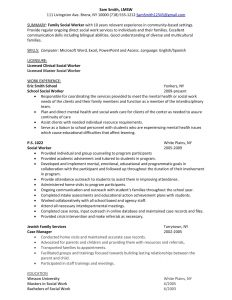 salary negotiation letter sample hospital social worker page