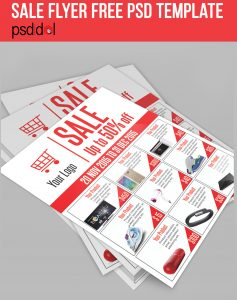 sale flyer template bbde dfaeea