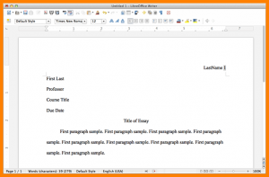 sale sheet example header apa format libreoffice mlafirstpage