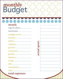 sale sheet example money management worksheets free printable monthly budget sheet