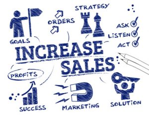 sales business plan strategies to increase sales