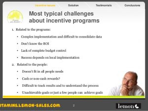 sales business plan template sales incentive platform